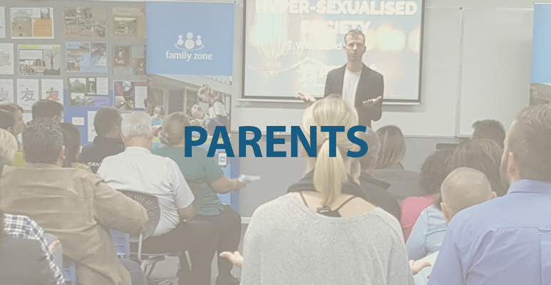 Parents Night Seminar for Raising Children in Hyper sexualized society